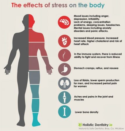 stress on the body